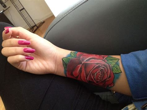 does getting a tattoo hurt on your arm things you must know before getting wrist tattoos
