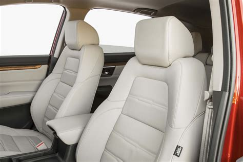 2017 honda crv with leather seats 2017 honda cr v interior seats 02 motor trend