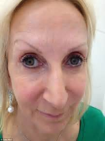 tattoo eyeliner gone wrong permanent makeup tattoos the craze that s