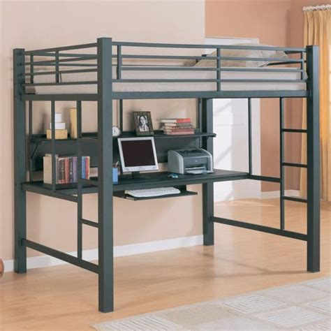 Bunk Bed With Desk Ikea 45 Bunk Bed Ideas With Desks Ultimate Home Ideas