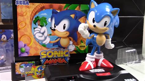 Sonic Mania Collector Edition Ps4 sonic mania collector s edition ps4 unboxing