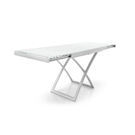 tavolo spazio calligaris dakota tavolino pieghevole e allungabile spazio
