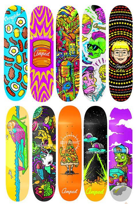 design themes for skateboarding 40 best skateboard creative designs for your inspiration