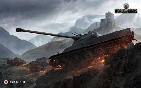 amx   world  tanks wallpapers hd wallpapers id