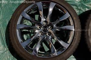 2013 mazda 6 oem 19 quot factory wheels custom chrome paint