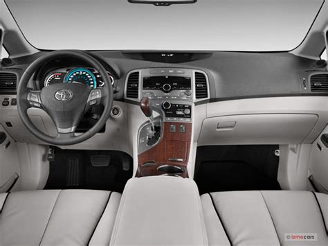 Venza Interior Dimensions by 2010 Toyota Venza Pictures Dashboard U S News World