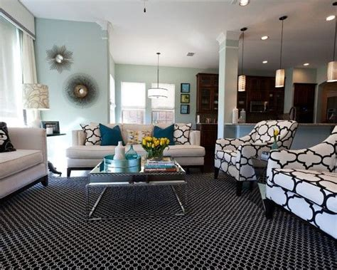 houzz grey living room contemporary teal color in living room houzz a brown leather will black and