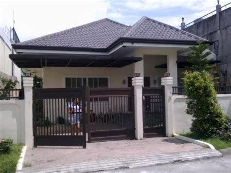 Philippines Style House Plans Bungalow House Plans Philippines Design Bungalow Type