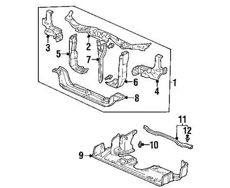 2002 honda odyssey parts diagram 2002 honda odyssey parts discount factory oem honda