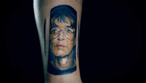 tattoo fixers ireland fan gets the most absurd coronation street tattoo