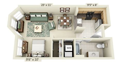 Housing Floor Plans Free by Plantas De Apartamentos Pequenos E Quitinetes Limaonagua