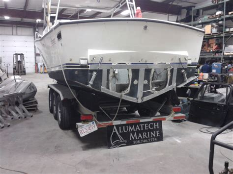 albemarle boats outboard renamed converting albemarle 27 to outboards page 4