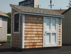 4 x 8 cedar lean to garden storage shed cu 11