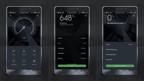 themes xiaomi download run away sleek dark theme for every xiaomi device free