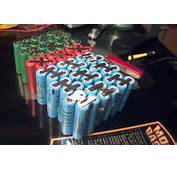 DIY 48v 24ah Lithium Ion 18650 E Bike Battery Pack  YouTube