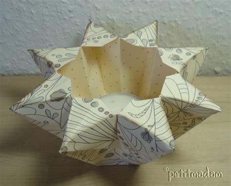 origami kerzenhalter laternen und kerzenhalter kreativ in neuwied