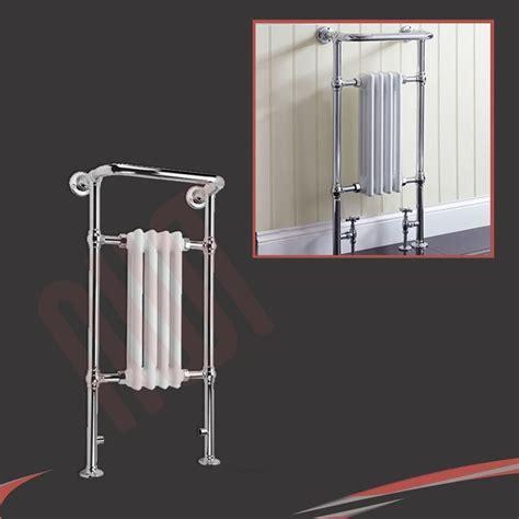 cheap bathroom radiators towel rails high btus traditional designer chrome heated towel rails