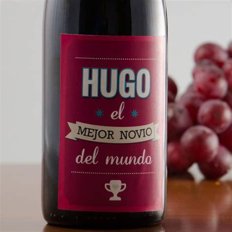imagenes originales de vino botella de vino para el mejor novio