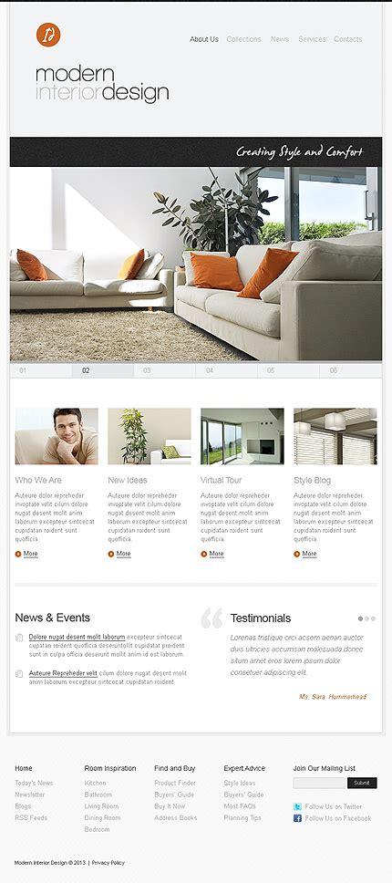 professional interior furniture website templates entheos professional interior furniture website templates entheos