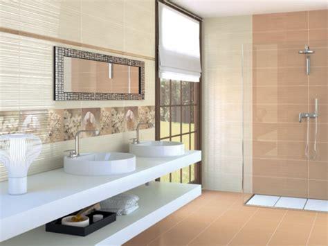 bad fliesen beige fliesengestaltung im bad coole badezimmer bilder