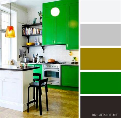 Kitchen Brightside by 20 Color Combinations To Brighten Up Your Kitchen