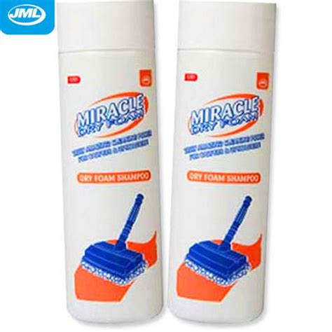 Miracle Foam For Carpet Cleaning 2 X Miracle Foam Carpet Cleaner Shoo Refill Bottle