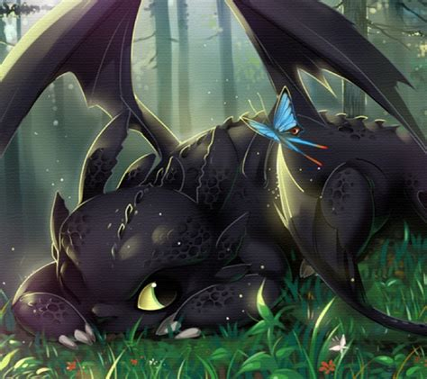wallpaper cute dragon i love toothless h2tyd2 the game huntress