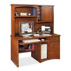 Small Desk Hutch Organizer Kathy Ireland Home By Martin Furniture Mission Pasadena