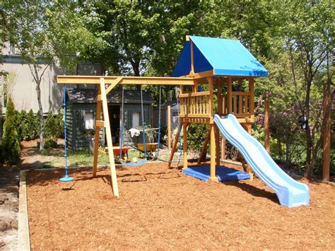 backyard play structures play structure backyard for kiddos pinterest