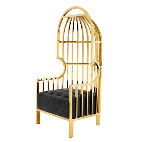 Gold Chair by Bora Bora Gold Chair