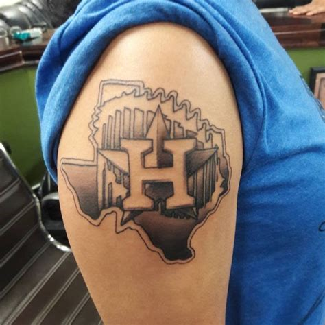 houston astros tattoo 9 best tattoos images on ideas cool