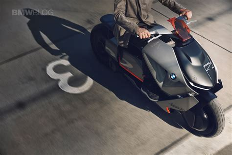 A Bmw Motorrad by World Premiere Bmw Motorrad Concept Link