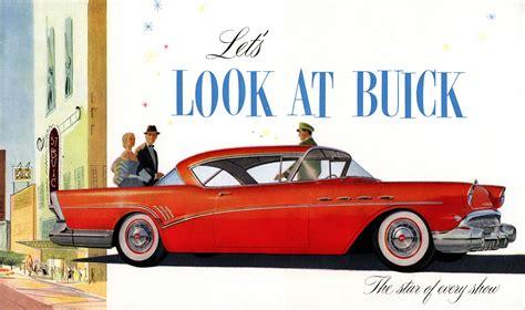 buick brochure 1957 buick series brochure s