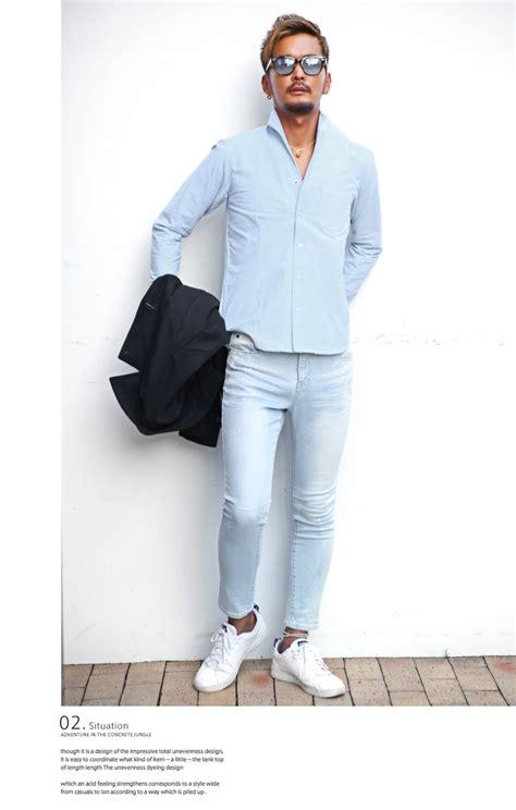 clothes unit bitter shirt mens italian color tops long