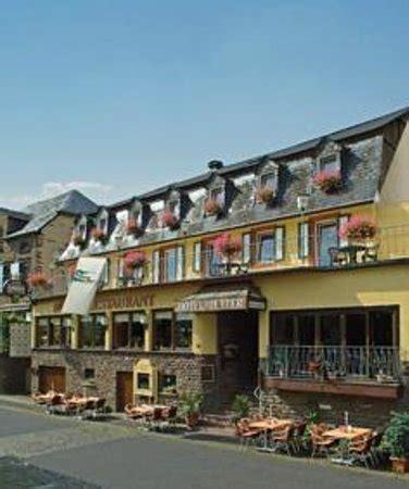 hotel hutter a la carte restaurant bild fr 229 n hotel hutter bremm