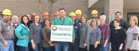 Chamber Business Of The Week Commercial Metals Company