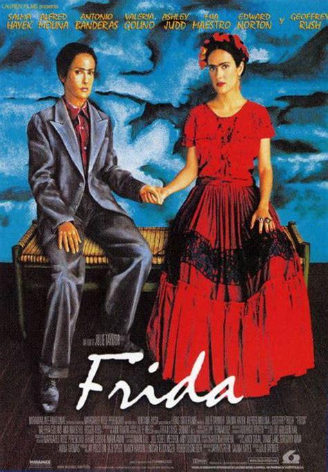 frida kahlo biography pelicula frida salma hayek biopic de frida kahlo identi