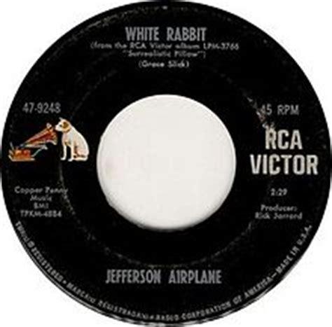 white rabbit song