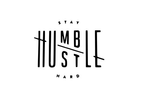 Sell Home Decor Products stay humble hustle hard humble hustle decal sticker