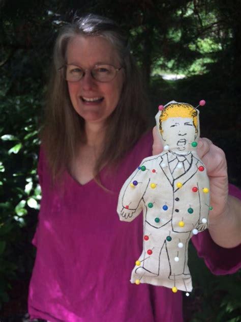 how to make donald doll get your donald voodoo doll handmade on bainbridge