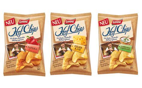 Lorenz Chips knabberartikel salzige snacks gold hof chips the lorenz bahlsen snack world