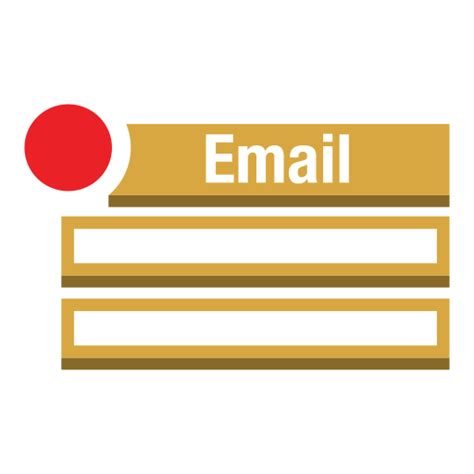 Search Email Alert Copy Email Notification Services Sns Icon Icon Search Engine