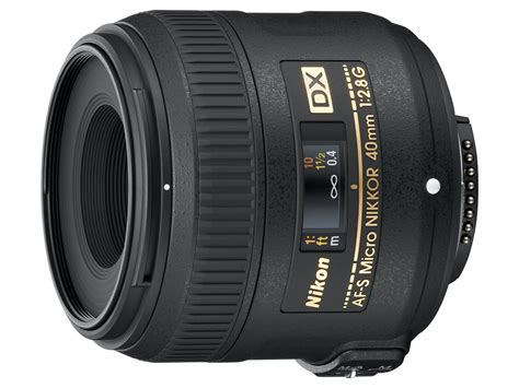 nikon af s dx micro nikkor 40mm f 2 8 lens review