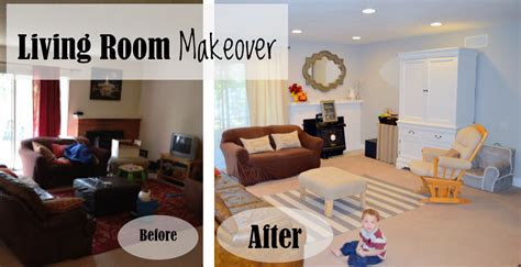 Home Makeover by Money Hip Mamas Diy Home Makeover Living Room