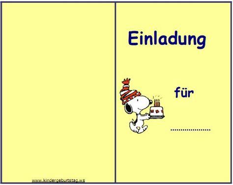Word Vorlage Jugendweihe Einladungskarten Fr Den Kindergeburtstag Kostenlos