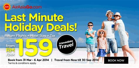 airasia promotion apr 2014 malaysia lcct relevant malaysia travel info for your journey
