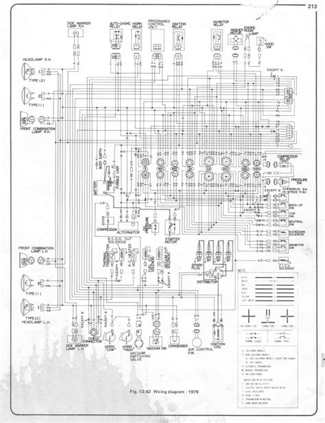 datsun 620 wiring diagram get free image about