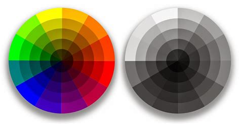 are white and black colors terry miura studio notes a more on the color wheel