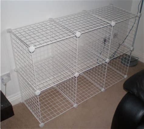 wire cube shelving system wire storage cubes deals on 1001 blocks