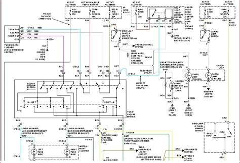 2000 chevy silverado wiring diagram wiring diagram and